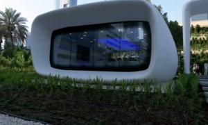 В ОАЭ открылся офис, целиком напечатанный на 3D-принтере