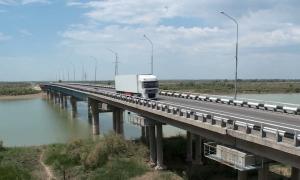 Мост независимости внес вклад в развитие экономики Мактааральского района ЮКО