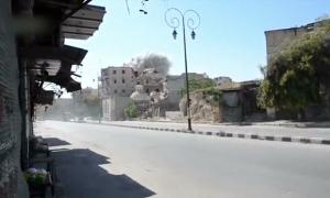 Сирия әскері 30 лаңкесті жер жастандырды