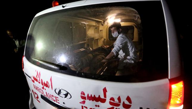 На севере Афганистана в ДТП погибли 15 членов одной семьи