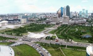 Астана табысы жалпы экономикалық өсімнің қанша пайызын қамтамасыз етіп отыр?