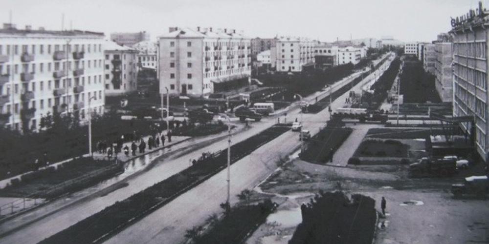 Взрыв из прошлого: как менялась столица